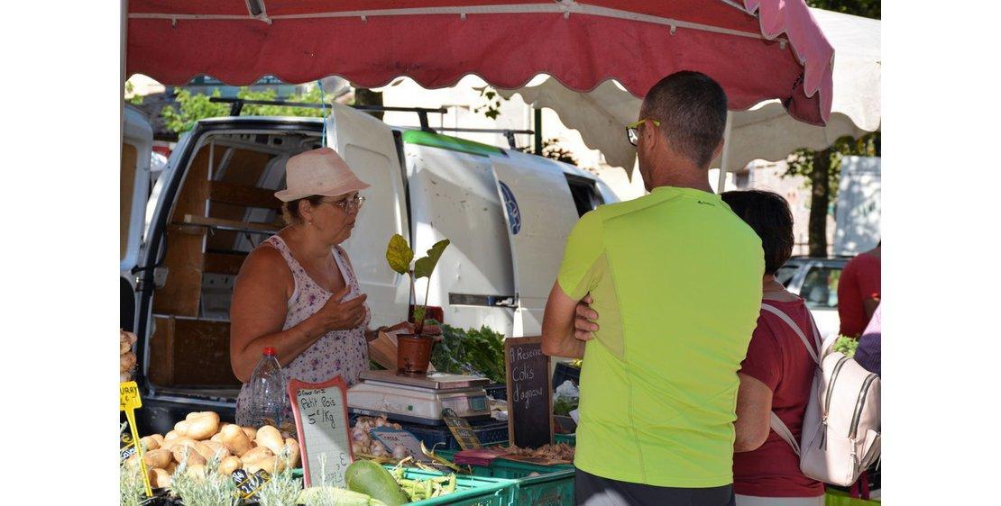 Photo Traditional market