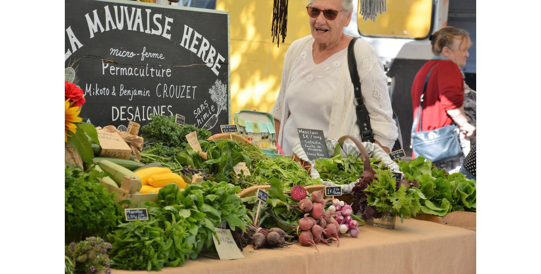 Photo Marché du terroir