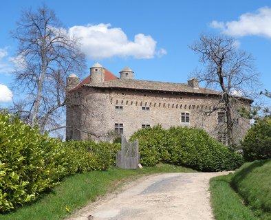 """Randonnée """"Le Château de Maisonseule"""""""