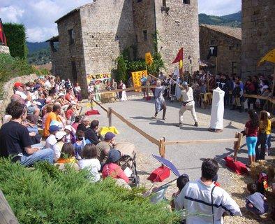 Coordination pour la médiévale de Désaignes