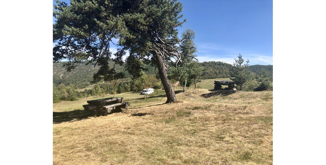 "Photo Picnic area ""Le Martoulet"""