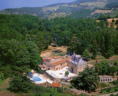 Domaine d'Urbilhac - Le château