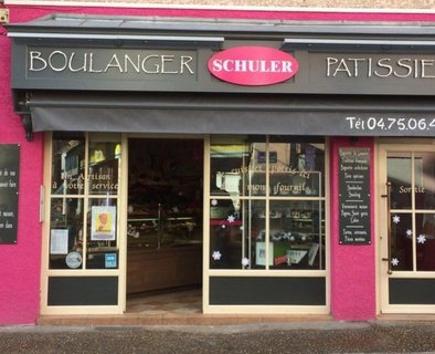"""Boulangerie SCHULER  - """"La Baguette Ardéchoise"""""""