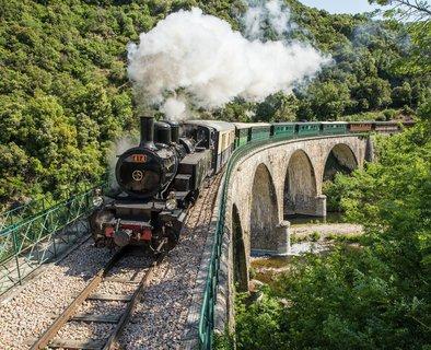 """Train de l'Ardèche - """"Voyage Lamastre Express"""""""