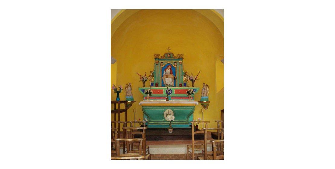 Photo Chapelle Notre Dame de la Pitié
