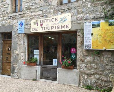 Office de Tourisme Intercommunal du Pays de Lamastre - bureau de Désaignes