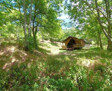 Domaine de Clarat - Les tentes safari lodge