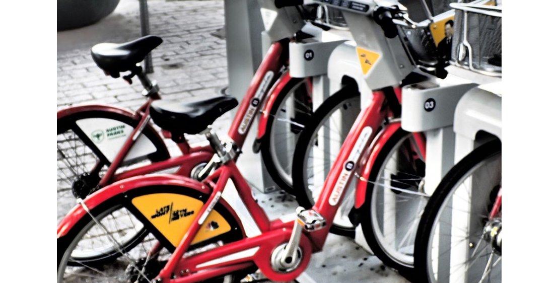 Photo Arceaux à vélo