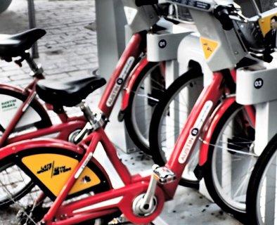 Arceaux à vélo