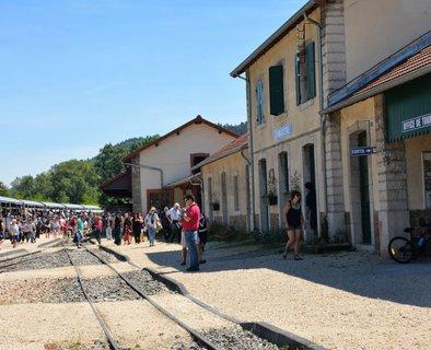 Gare touristique Lamastre