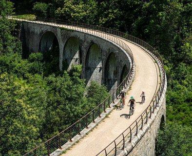 La Dolce Via de La Voulte sur Rhône à Saint-Agrève