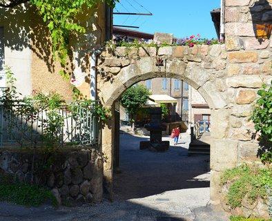 Porte Janot