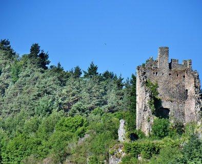 """Randonnée """"Le château de Peychelard"""""""