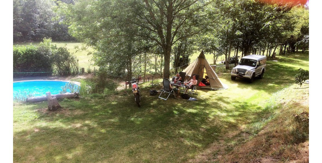 Photo Domaine de Clarat Campsite