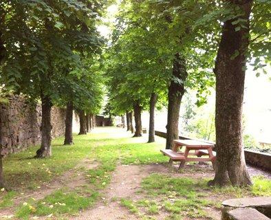 """Picknickplaats """"Parc Seignobos"""""""