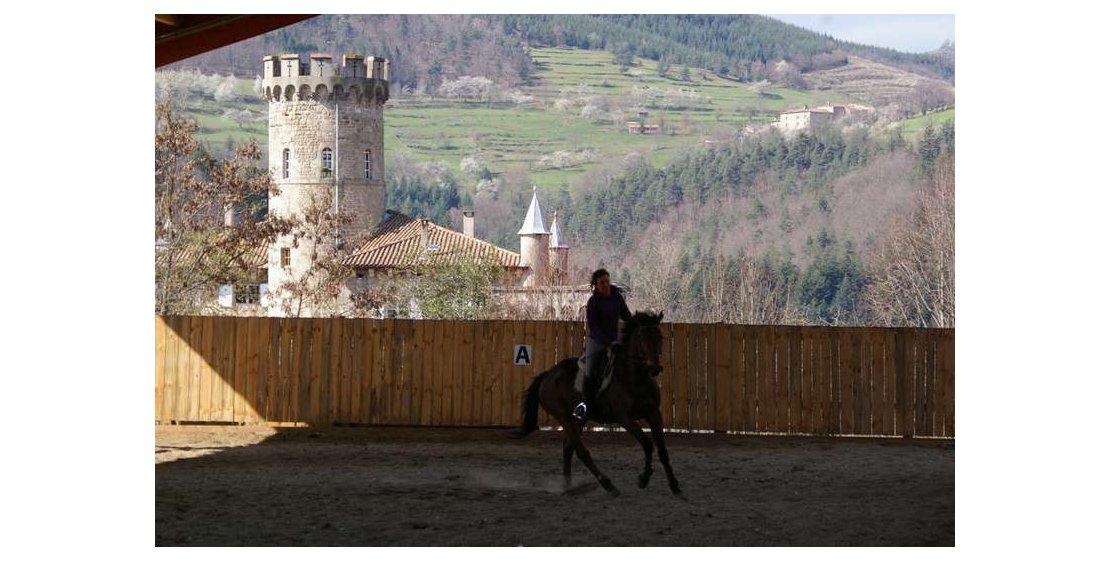 Photo L'équitation Zen