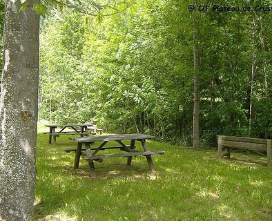 "Picnic area ""Grozon"""