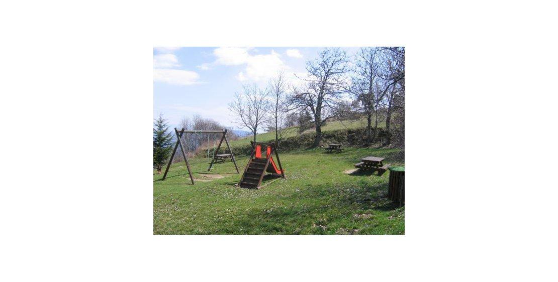 "Photo ""Le Balcon du Doux"" playground"