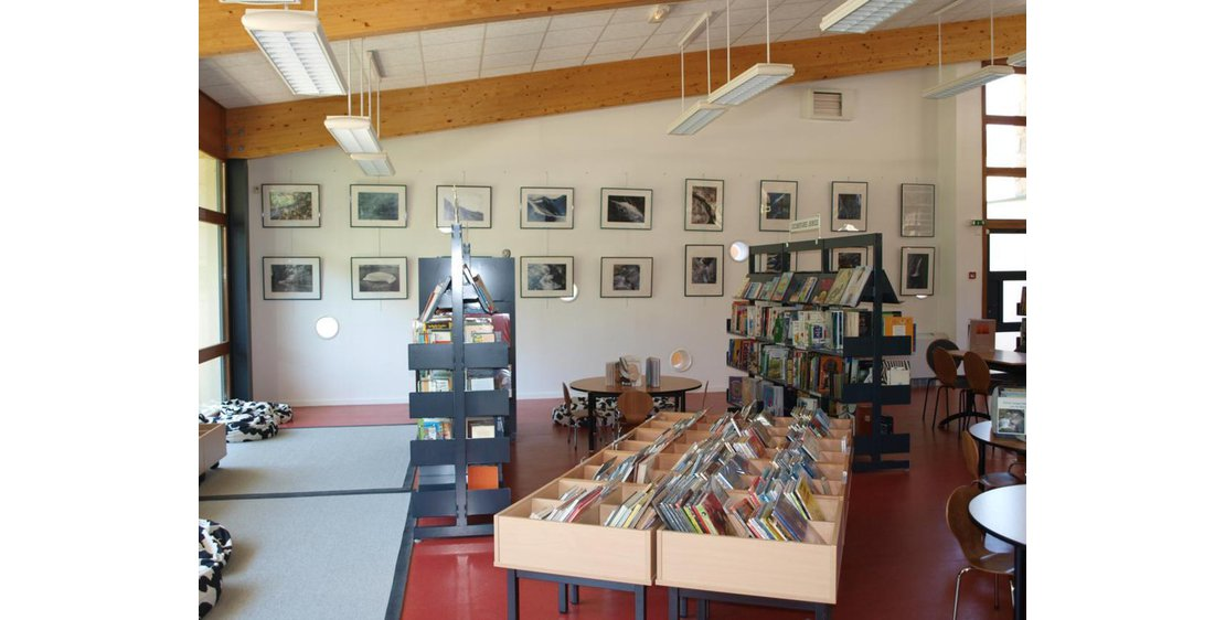Photo Bibliothèque municipale